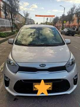 Kia picanto zenith automatico 2018