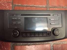 radio sentra original