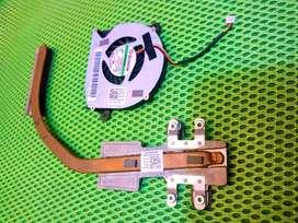 Cooler disipador para DELL INSPIRON 11Z.