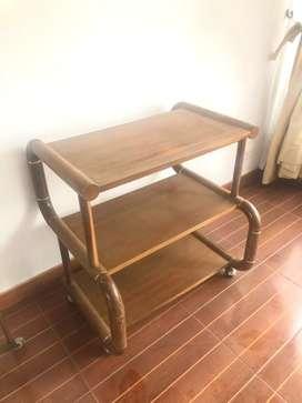 Mesa para TV café
