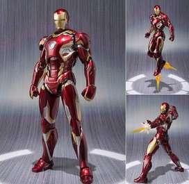 SH Figuarts Iron Man Mark 45