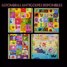 ALFOMBRAS ANTIGOLPES PARA BEBES 1.50X90