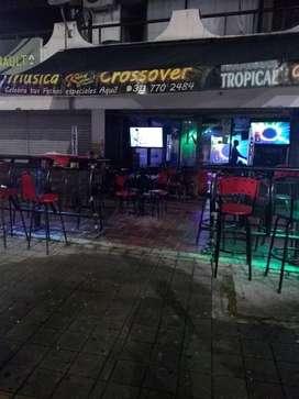 Se vende negocio Bar Discoteca
