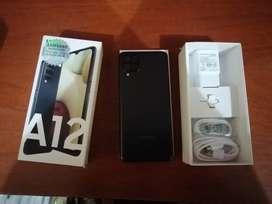 Samsung a12 vendo o cambio x iphone o ps4