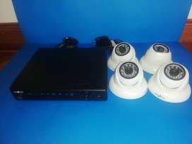 KIT CCTV + KIT SEGURIDAD