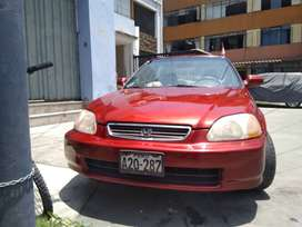 Vendo mi Honda Civic Original del 97