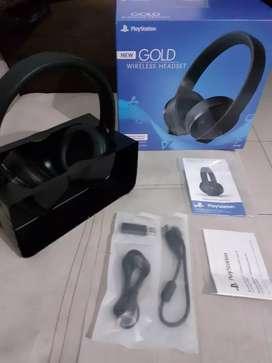 Diadema Gold Wireless Headset