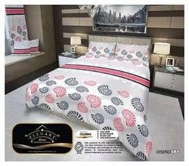 Vendo sábanas , cortinas , toallas cubrelechos
