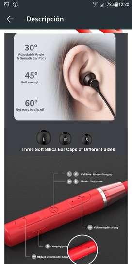 Audífonos inalámbricos Lenovo he05
