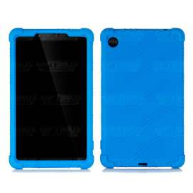 Estuche Case protector de goma Tablet Lenovo M7 7305x Anti golpes
