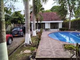 Arriendo Casa Finca Villavicencio. Días / temporadas/ vacaciones