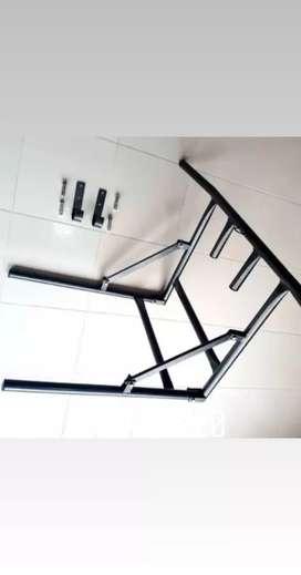 Barra para  ejercicios