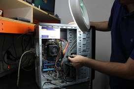 Servicio Técnico, Reparación de Notebook y Computadoras. Instalación de Programas. Actualización, Armado y Mantenimiento