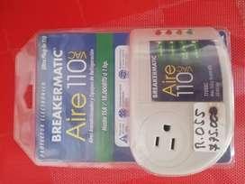 Protector electrónico para aire acondicionado