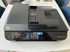 Impresora Multifuncional Hp Deskjet Ink Advantage 4645
