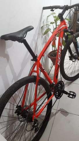 Vendo bici kore