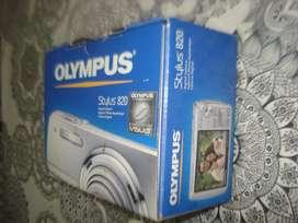 Camara Digital Olympus Stylus 820 Nueva En Caja No Envio