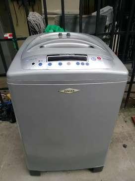Lavadora haceb gris 30 libras con garantía