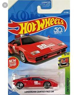 Hot Wheels Lamborghini's Varios