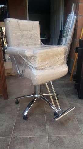 Vendo sillas de peluquería