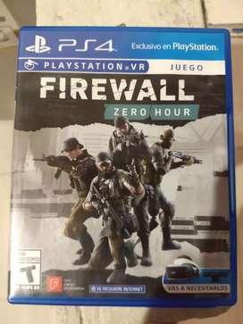 Vendo juegos para playstation 4 VR