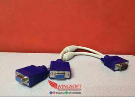 CABLE VGA SPLITTER JALTECH