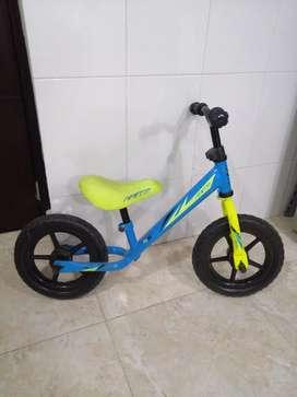 Bicicleta de entrenamiento