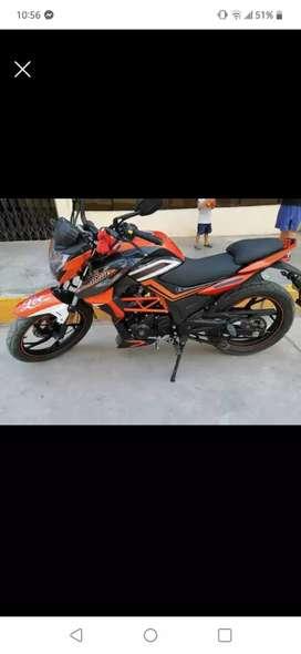Se vende moto 200