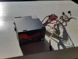 Fuente LNZ SX 500w para PC