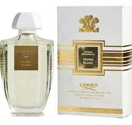 Perfume Creed Acqua Originale Cedre Blanc 100ml Hombre Eros