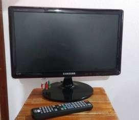 Tv Hd Y Monitor Samsung 19 Pulgadas  - 10.000 $
