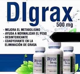 Digrax- drenador de grasa