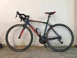 Bicicleta Ruta Gw Flamma