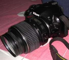 Nikon D3100 Réflex