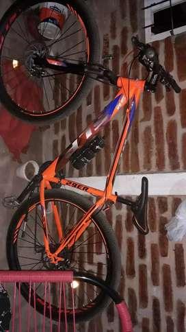 Vendo bicicleta slp