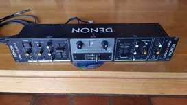 Mezcladora consola mixer Denon