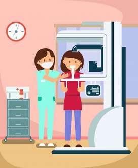 Me ofrezco como auxiliar de salud oral (practicas)