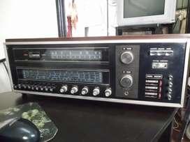 RADIOAMPLIFICADOR TUNER SINTONIZADOR RECEIVER EMERSON ANTIGUEDAD RELIQ