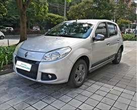 Renault Sandero Expression 2014 ¡Págalo fácil en cuotas bajas!