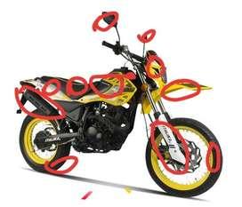 Repuestos de moto italika dm 150