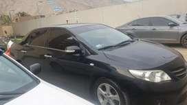 Toyota corolla GLI 2013 - Uso particular