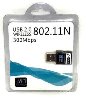 Adaptador Wifi a USB para computadores sin wifi