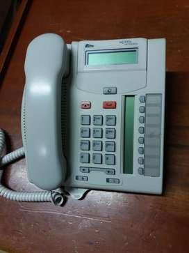 Teléfonos Digitales Nortel Abaya T7208