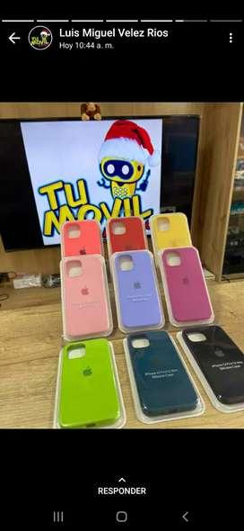 Silicone case iphone 12 pro