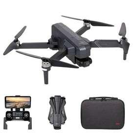 Drone Sjrc F11 Pro 4k Gps + Combo Maletín