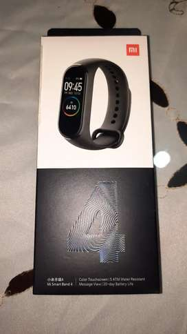 Vendo mi band 4 original
