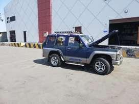 Vendo Carro Nissan Patrol