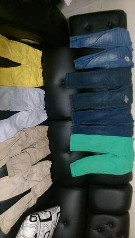 Pantalones Y Jean para Niño Talla 3t Y 4