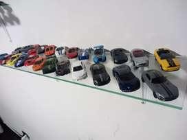 Vendo hermosa coleccion de carros hotwheels