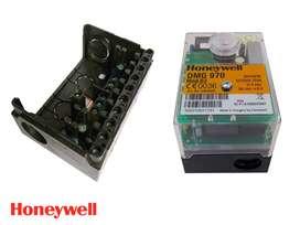 Base Conexion Monitor Controlador D Llama Honeywell Satronic